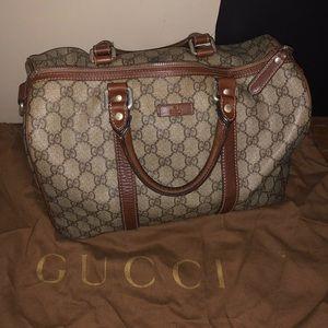 8a4ec868e703 Women Gucci Bowling Bag on Poshmark